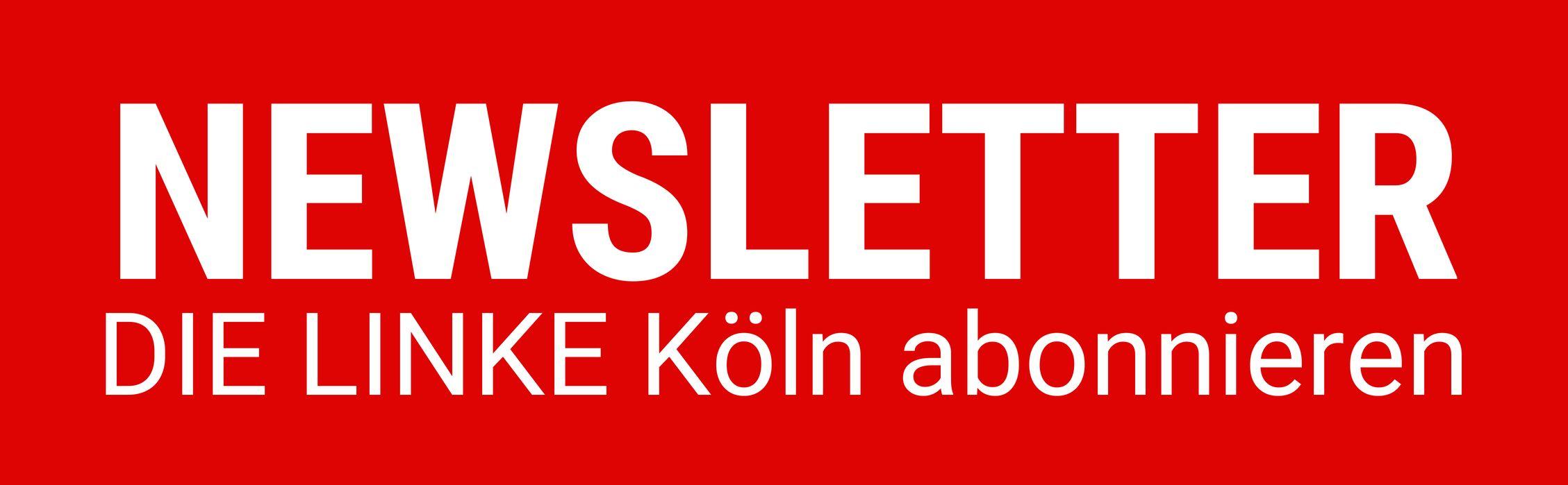 Newsletter DIE LINKE Köln